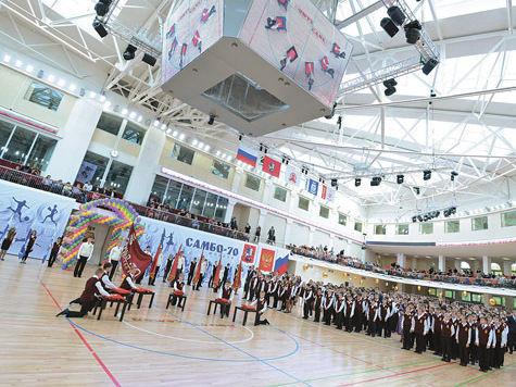 В Москве появился школьный кластер