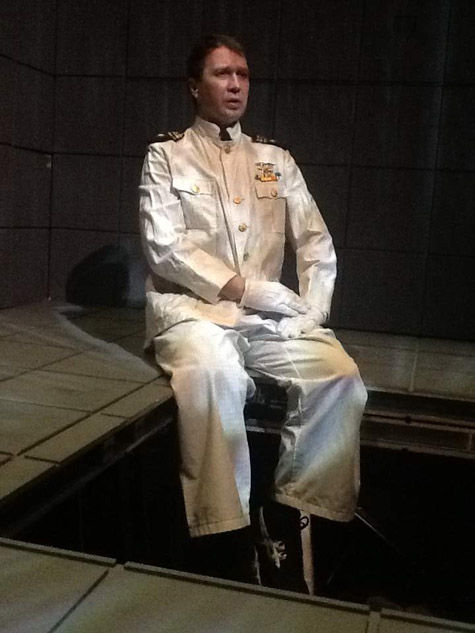 Евгений Миронов сыграет Гамлета в 3D
