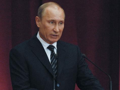 """Путин: """"Мы все сидим на нефтегазовой игле"""""""