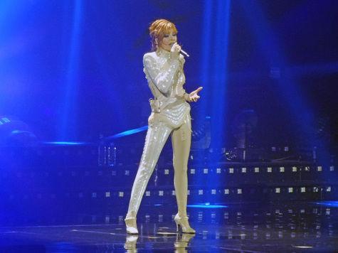 Милен Фармер представила Москве свой новый альбом