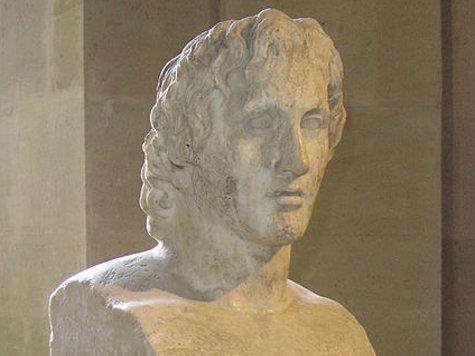Греки уверяют, что нашли гробницу Александра Македонского и Ковчег Завета