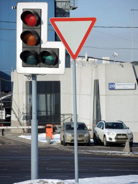 В Москве нашли 150 «левых» светофоров