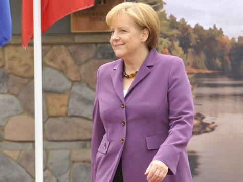 Партия Меркель покорила Германию