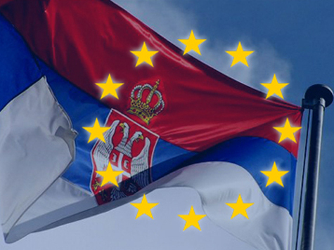 Сербия стала кандидатом на черновике