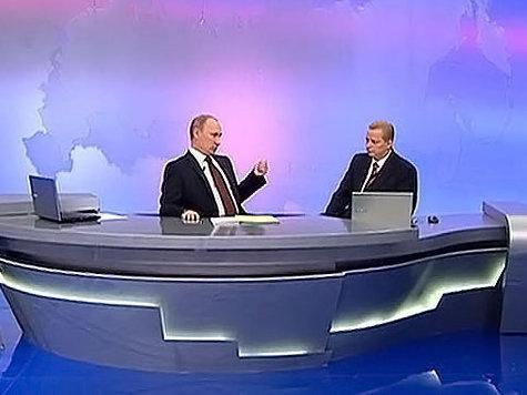 Путин: митинги и оппозиция - это нормально