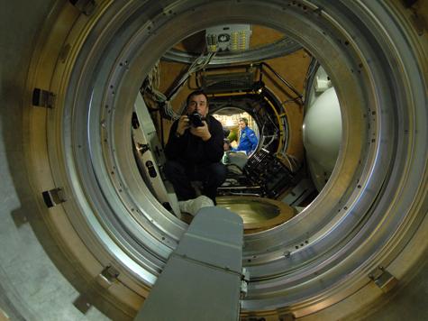 Олимпиаду в Лондоне продублируют в космосе