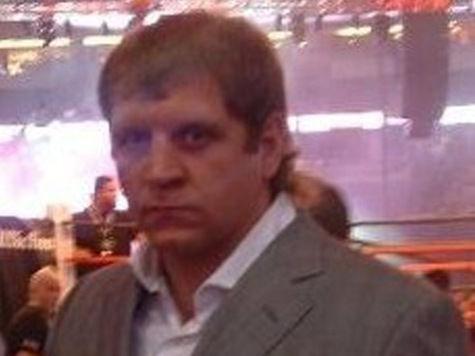 Боец Емельяненко устроил драку в кафе