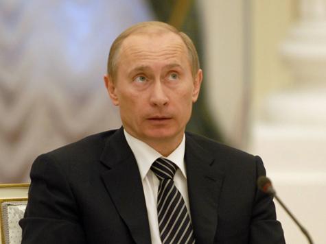 Путина хотели поздравить бомбой