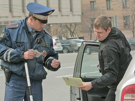 Волоколамские дорожные инспекторы штрафуют водителей на миллионы
