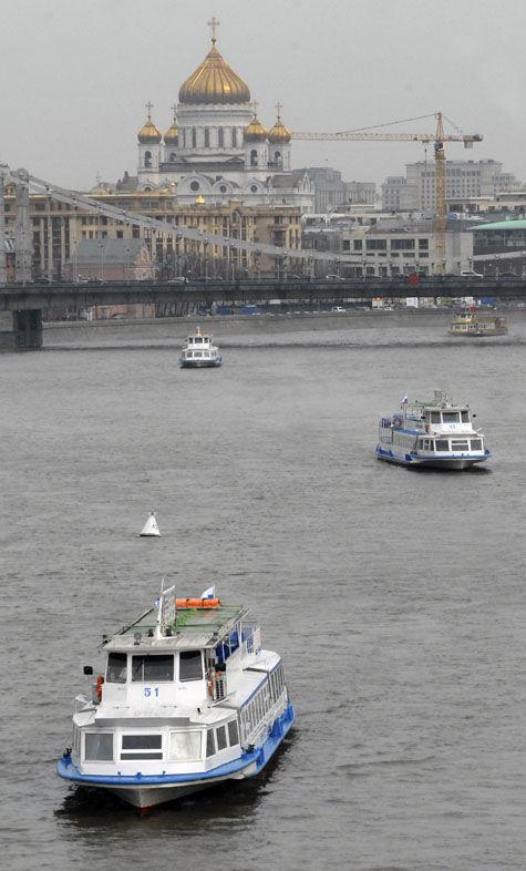 Навигация в России откроется позже обычного