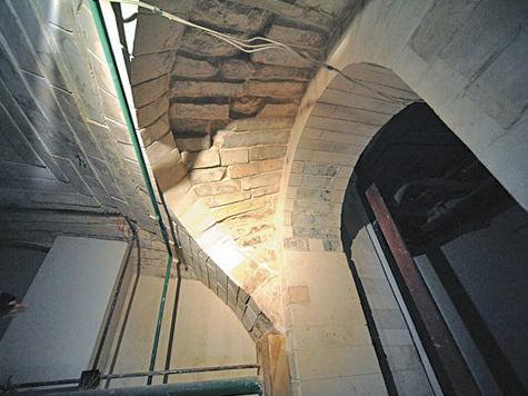 Старинные своды стали сюрпризом для реставраторов школы Гнесиных