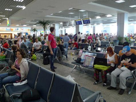 майские праздники задержки рейсов домодедово туристы