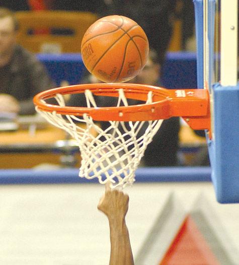 Гребля по-баскетбольному