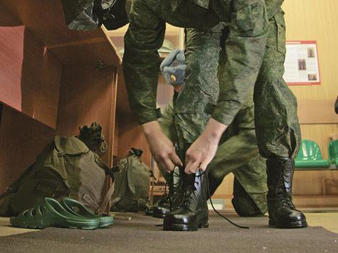 Сегодня стартует призыв-2013: в армию можно будет пойти с собакой