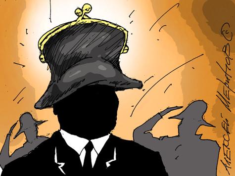 Законопроект довезли в Думу на улитках