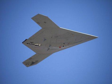 НЛОподобный дрон у американцев взлетел