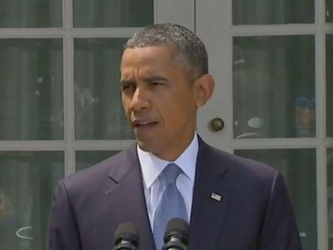 Обама отдаст приказ бомбить Сирию после разрешения конгресса