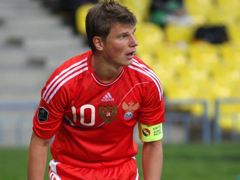 Евро-2012 не изменил положения России в рейтинге ФИФА