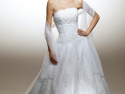 Терпение матери невесты лопнуло вместе с платьем