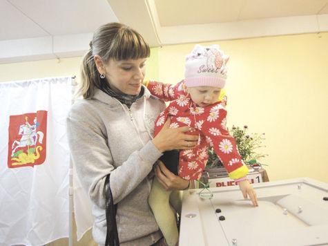 Результаты территориальных выборов в Московской области