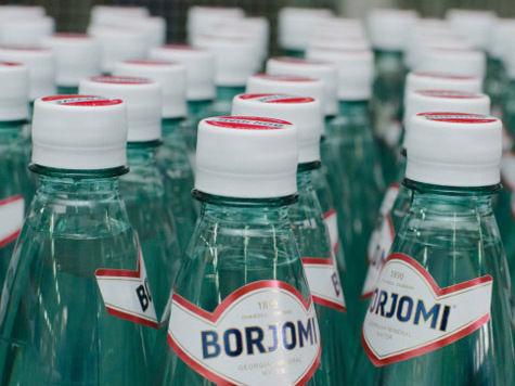 Сколько будет стоить «Боржоми» в России