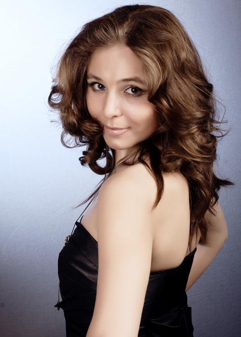 Ирина Кольба: я пою о любви!