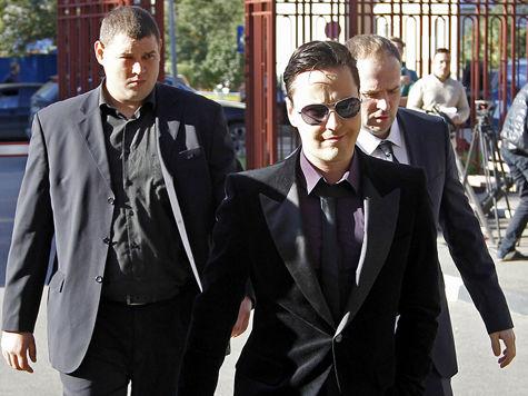 Витас в суде извинился перед капитаном и был приговорен к штрафу в 100 тысяч рублей