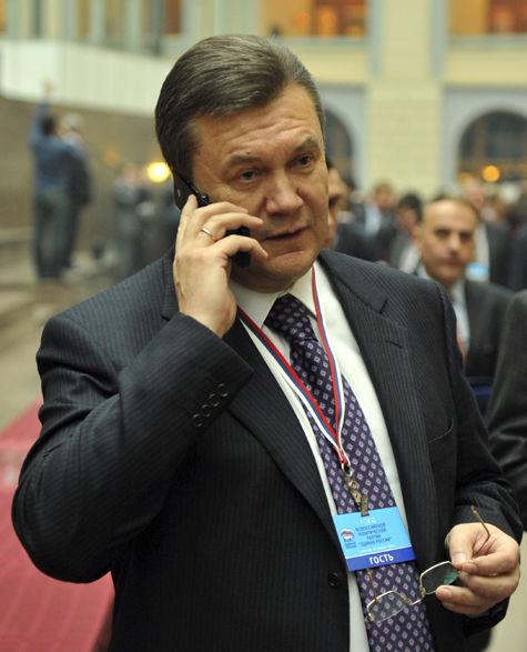 Вместо евроинтеграции Янукович получит досрочные выборы