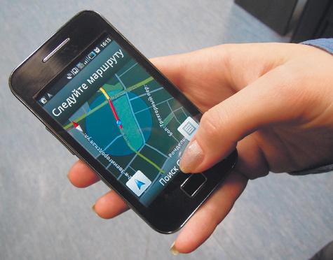 Подмосковные трассы загрузили в смартфон
