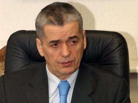 Онищенко продолжит следить за качеством литовских и украинских продуктов