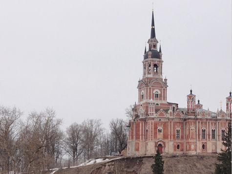 Можайский кремль в критическом расстоянии
