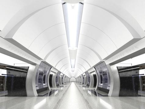 В Москве построят совершенно новое метро