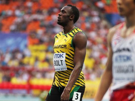 Усейн Болт оценил организацию ЧМ по легкой атлетике на 7 баллов из 10