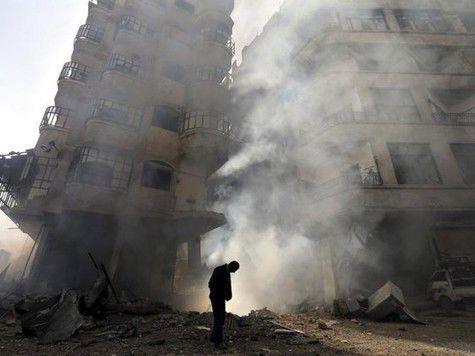 Российские военные будут уничтожать химическое оружие в Сирии