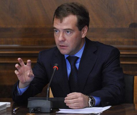 Медведев озадачил себя сам