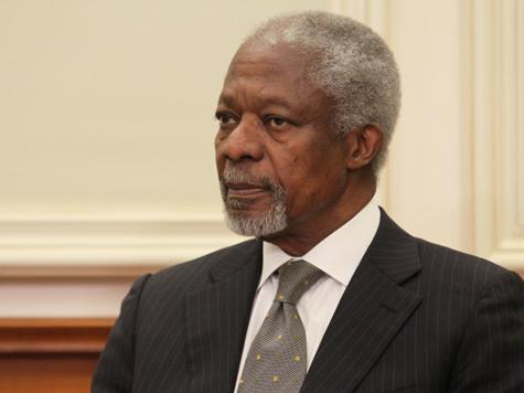 Аннан предложил Сирии национальное единство