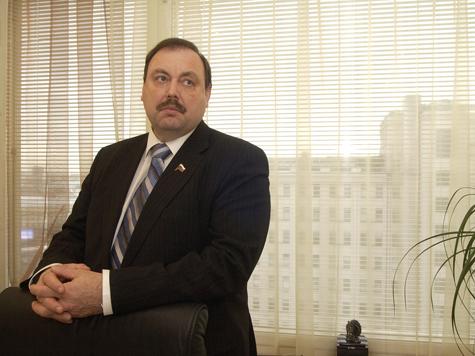 Геннадий Гудков: «Я хочу спросить у Путина, по его ли воле нагнетается озлобление?»