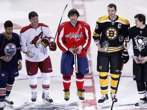 Звезды НХЛ будут участвовать в Олимпийских Играх в Сочи