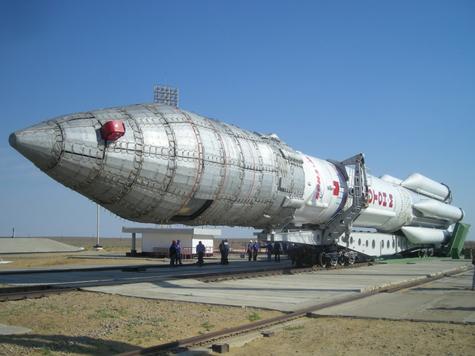 Запуск «Протона-М» вновь перенесен на 2 суток