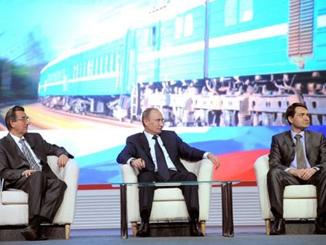 Путин реконструирует Беломор