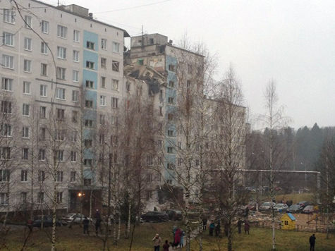 В результате взрыва в Подмосковье погибли двое человек