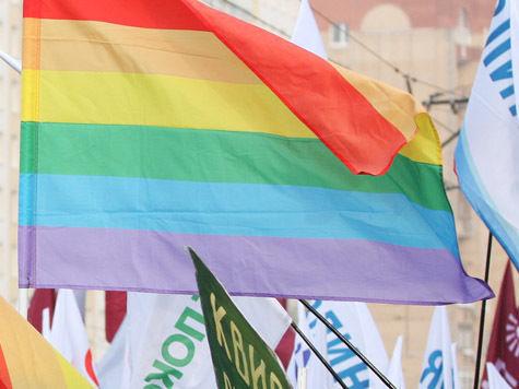 На Марсовом поле в Петербурге произошла драка геев и священников