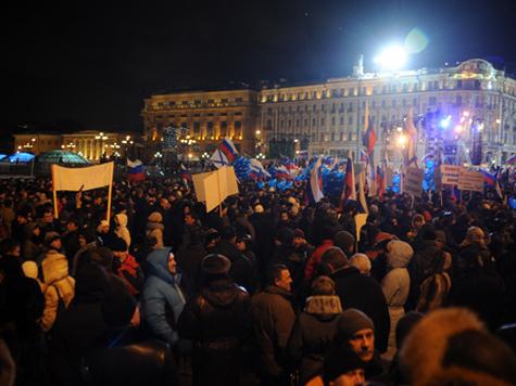 После выборов на Манежной площади собирались устроить взрыв