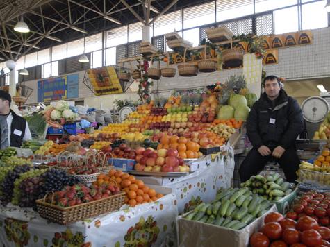 Московские рынки станут испанскими