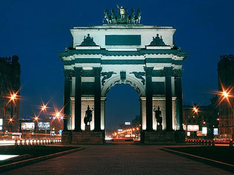 До сих пор не удалось разгадать секрет Триумфальной арки