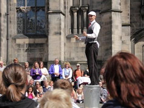 Объявлена программа Эдинбургского фестиваля