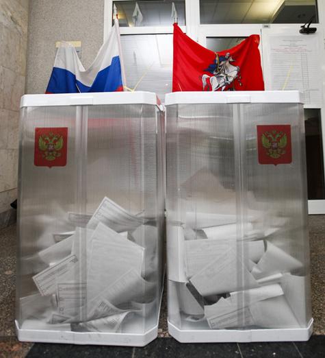 «Анонимные» выборы