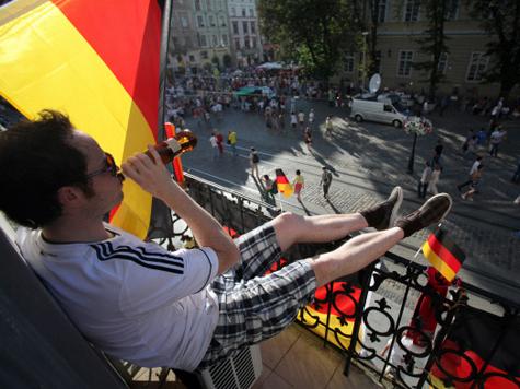 Как запугать немцев