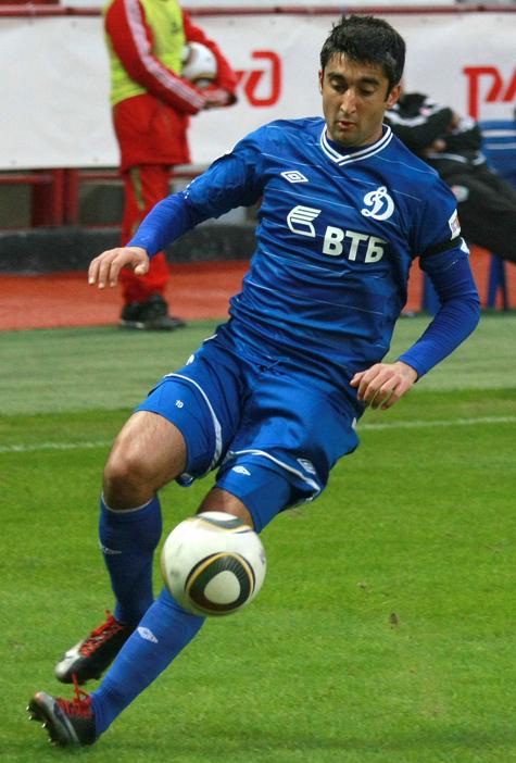 «Динамо» в свободном полете
