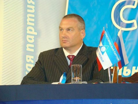 Предвыборные дрязги в Приднестровье